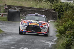 Keith Cronin - Donegal Int' 16 (Cathal Mc Phillips) Tags: rally gallery donegal irish ireland keith cronin citroen ds3 r5 wild water weather extreme rural racing road rain tyre views outdoor ocean power atmosphere amazing alive rallying itrc
