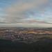 View from Schinderlucke vantage point (Swabian Alb foreland)