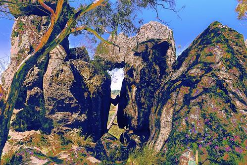 Hanging Rock! Victoria Aus.