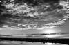 encore de l'espoir (glookoom) Tags: bw blackandwhite noiretblanc nature noir monochrome mer contraste lumière light landscape paysage sea seascape couchédesoleil cloud nuage plage ngc