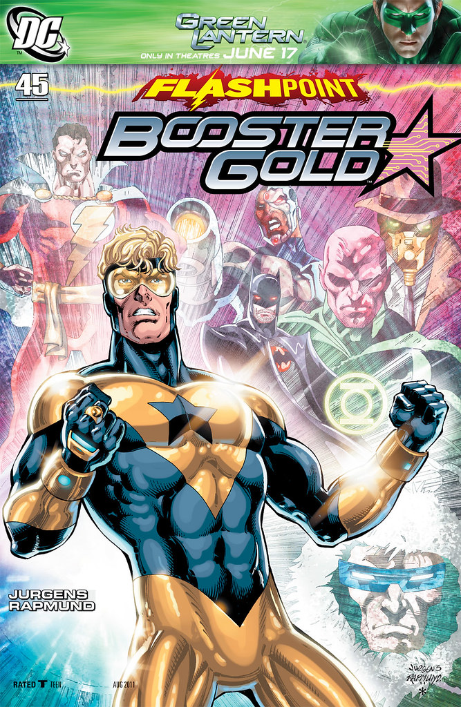 Booster Gold (2007) #45