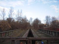 DSCN5120 (TajemniczaIstota761) Tags: abandoned railway viaduct wiadukt kolejowy