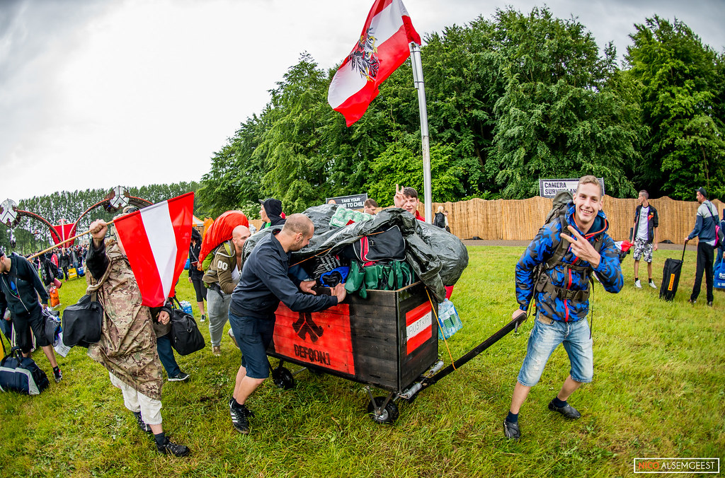Defqon.1 No Guts No Glory 2015