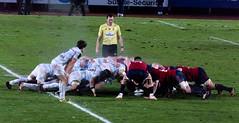 Steaming Scrum (gregory.sevin) Tags: colombes îledefrance france fr rugby racing92 munster scrum