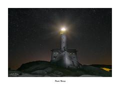 Punta Nariga... (Canconio59) Tags: faro puntanariga vialactea lighthouse malpica galicia españa spain estrellas stars costa coast coruña