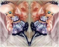 Sweet feeling ♥ (Pliash) Tags: doll pullip cute kawaii kit mio make it own mocha lolita pastel goth girl sweet morena