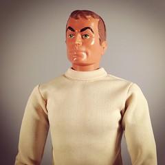 Maskatron Normal Disguise (WEBmikey) Tags: toys sixmilliondollarman smdm kenner maskatron