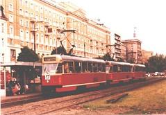 9-17-012-z (Ikarus948) Tags: tramwaje warszawskie konstal 13n 782 666 747