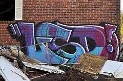 DSC_1552 (rob dunalewicz) Tags: 2017 atlanta abandoned urbex graffiti tags cinco lsd aub