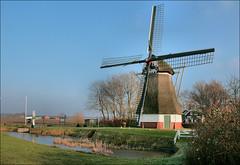 De Ruiten (TeunisHaveman) Tags: slochteren froombosch groenedijk molens deruiten poldermolen winter mill mills wieken