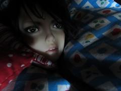 scared Lemon (tarengil) Tags: abjd bjd nyx doll limos scare dark dollhouse dream bad