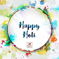 May this festival of colors bring more #cheerful colours and #positivity in your life.  Download app: https://goo.gl/YO3YAN  www.oye24.com | 0731-4711711  #happyholi #shubhholi #holi #colors #celebrations #enjoy #masti #festi  #oye24 #order #food #homedel (abeoye) Tags: order celebrations masti enjoy cheerful festi colors food oye24 holi holiwithoye24 homedelivery shubhholi positivity happyholi