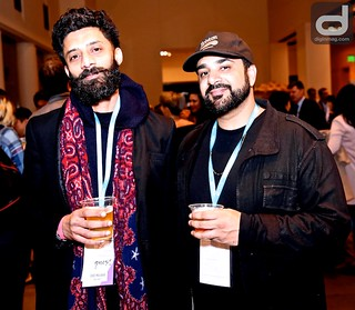 CAAMFest35 Opening Night Gala: Chee Malabar and Tanuj Chopra of CHEE AND T
