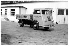 """Gutbrod Atlas 1950 """"Bssing Kundendienst"""" (Wouter Duijndam) Tags: pickup atlas 1950 gutbrod kundendienst bssing"""