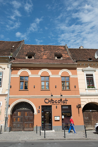 Chocolat. Brasov, Romania ©  Andrey