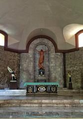 CamSur Trip (noel.balagtas) Tags: church michael catholic cross altar crucifix stmichael bicol archangel caramoan camarinessur saintmichael camsur