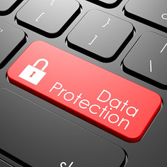 Data protection keyboard (rohit_csebrat) Tags: red danger computer keyboard singapore key risk lock internet www security system safety crack software online data access info secure safe concept enter unlock information protection padlock virus privacy cyber password login
