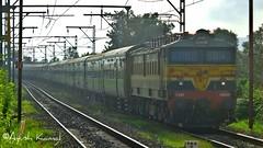 Sinhagad Express (AyushKamal2014) Tags: kamshet 21862 sinhagadexpress kynwcam2