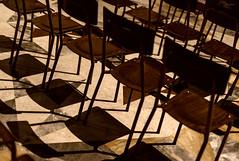 Comoda_confusione (Danilo Mazzanti) Tags: pattern liguria ombre chiesa genova sedie danilo pavimento arenzano mazzanti motivi bambinodipraga danilomazzanti wwwdanilomazzantiit