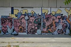 Horf (lepublicnme) Tags: streetart france graffiti july pal saintouen 2015 horf friche horfe horph horphe palcrew