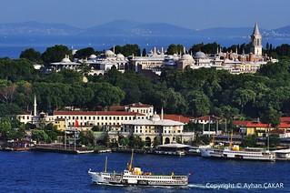 Historic Topkapı Palace Istanbul