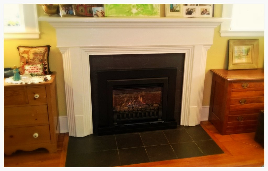 Valor G3 Direct Vent Fireplace Insert. Chattanooga, Tn.