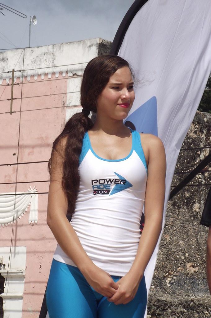 Latina teen model in — 10