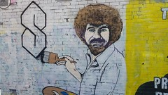 Lush... (colourourcity) Tags: streetart graffiti awesome bobross lush nofilters landofsunshine lushusx colourourcity colourourcitymelbourne