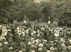 Release of Mary Leigh and Edith New from Holloway, 1908
