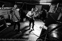 The Hungry Ghosts (Indie Images) Tags: blackandwhite monochrome birmingham band onstage rocknroll performer rockband sigmalens rainbowrooms edking 1020lens thehungryghosts nikond5100 birminghamreview