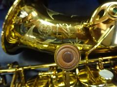 f# klep Selmer Reference 54 alt Saxofoonwinkel Deventer (willemalink) Tags: alt f 54 deventer reference selmer klep saxofoonwinkel