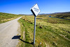 Scotland (tamapix) Tags: river green blue valley landscape sky sign nature road hillbilly place passing scotland canon eos 500d 1224 tamron