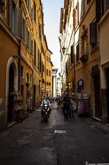 Calles del Panteón - Rome, Italy (Zamana Underground) Tags: