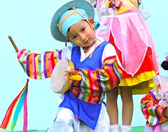 Korean Kid Dancers50 (love_child_kyoto) Tags: kyoto arashiyama 50thanniversary       3  nov252015 50    koreanprimaryschoolinkyoto  20151125