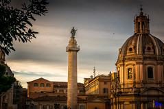 """Trajan's Column • <a style=""""font-size:0.8em;"""" href=""""http://www.flickr.com/photos/89679026@N00/23404907555/"""" target=""""_blank"""">View on Flickr</a>"""