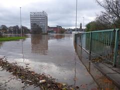 The Carlisle Floods 2015 (ambo333) Tags: uk england storm rain weather flooding flood cumbria desmond eden carlisle rainfall floods rivereden carlisleflood carlislecumbria carlislefloods carlislecitycouncil hardwickecircus cumbriafloods cumbriaflooding cumbriaflood carlisleciviccentre stormdesmond englandflooding ukflooding floods2015 cumbriacrack