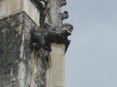 Batalha (michael kogan) Tags: architecture stonework medieval chimera
