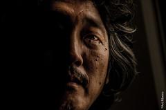 """Ar Ribeiro - Ok. Srie """"Butoh - Inspirada por Diego Velzquez, Caravaggio e Giovanni Baglione mestres do chiaroscuro"""". (Ar Ribeiro) Tags:"""