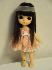 New girl  (Milly~) Tags: beauty yellow beast haru lati