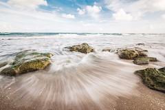 (zumponer) Tags: canon canon5dmarkii dlsr ocean water florida beach rocks longexposure landscape rock sea