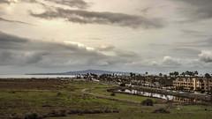 Sunset Beach (shottwokill) Tags: california marsh wetlands d800 24120 nikon sunsetbeach weather rain clouds pacificcoast afternoon rainy cloudy scenic cityscape mountian ocean field town
