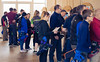 2017-01-08   Hafren Indoor-011 (AndyBeetz) Tags: hafren hafrenforesters archery indoor competition 2017 longmyndarchers archers portsmouth recurve compound longbow