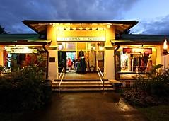 Old Hanalei School (Laurence's Pictures) Tags: hawaii kauai aloha tourism tourist beach hanalei