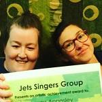 Jets singing