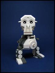 Gerald (Karf Oohlu) Tags: lego moc mecha droid robot gerald