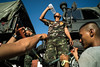 * (Sakulchai Sikitikul) Tags: street snap streetphotography songkhla sony a7s voigtlander 28mm thailand military drinking worker hatyai soldier
