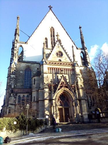 Thomaskirche,em Leipzig
