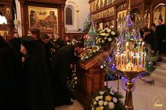 044. Nativity of the Lord at Lavra / Рождество Христово в Лавре 07.01.2017