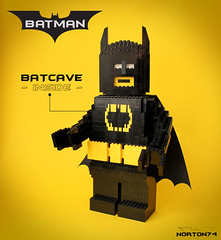 BATMANIA part 1: the Maxifigure