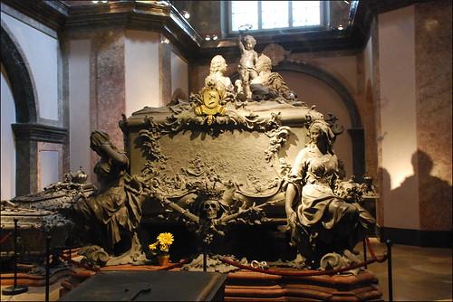 Cripta Imperial de Viena (Austria, 24-7-2016)